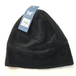 White Sierra Youth Kids Cozy Beanie Kids Black S/M
